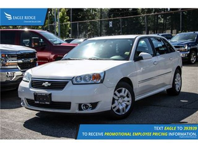 2007 Chevrolet Malibu  LT in Coquitlam, British Columbia