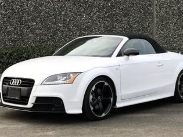 2014 audi tt 2 0t s line competition north vancouver british columbia used car for sale 2677483. Black Bedroom Furniture Sets. Home Design Ideas