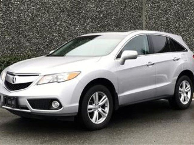 2015 Acura RDX at in North Vancouver, British Columbia