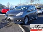 2011 Honda Fit Sport! 6 Month Powertrain Warranty Included! in Richmond, British Columbia
