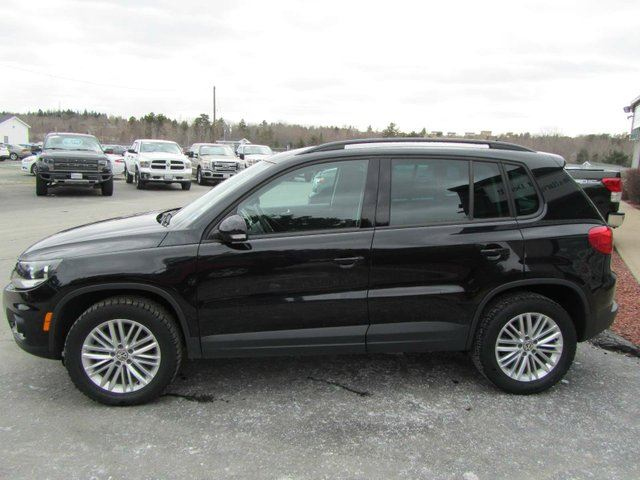 2016 Volkswagen Tiguan Special Edition W Awd 4motion