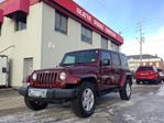 2008 Jeep Wrangler Unlimited Sahara in Brockville, Ontario
