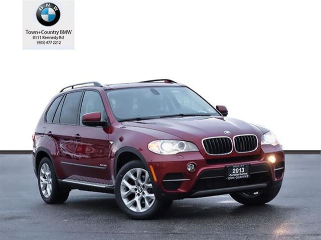 2013 bmw x5 xdrive35i red town and country bmw. Black Bedroom Furniture Sets. Home Design Ideas