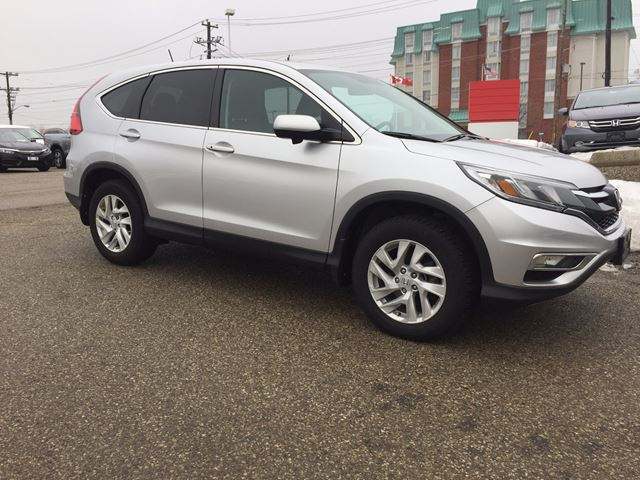 2016 honda cr v ex l demo clearance waterloo ontario used car for sale 2677704. Black Bedroom Furniture Sets. Home Design Ideas