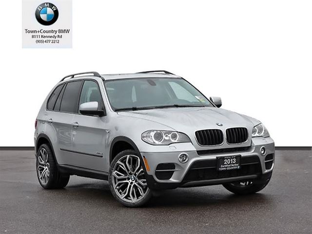 2013 bmw x5 xdrive35i silver town and country bmw. Black Bedroom Furniture Sets. Home Design Ideas