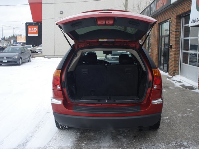 2004 chrysler pacifica scarborough ontario car for sale. Black Bedroom Furniture Sets. Home Design Ideas