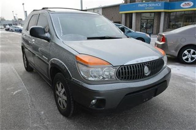 2003 buick rendezvous cx milton ontario used car for sale 2678110. Cars Review. Best American Auto & Cars Review