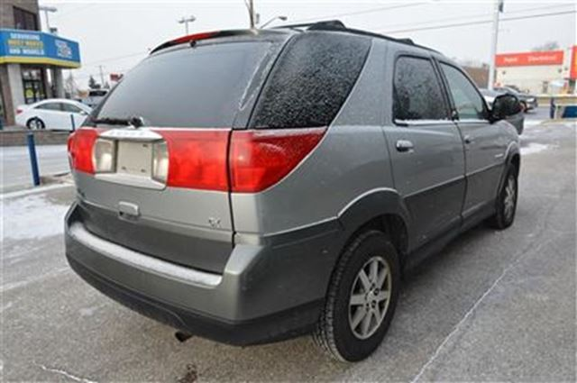 2003 buick rendezvous cx milton ontario used car for sale 2678110. Black Bedroom Furniture Sets. Home Design Ideas