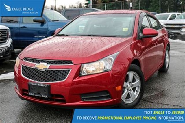 used 2011 chevrolet cruze i 4 cy lt turbo coquitlam. Black Bedroom Furniture Sets. Home Design Ideas