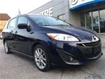 2012 Mazda MAZDA5 GT NO ACCIDENTS-CLEAN CAR PROOF-TORONTO in Toronto, Ontario