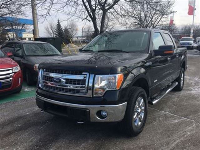 2014 ford f 150 lariat mississauga ontario used car for sale 2677880. Black Bedroom Furniture Sets. Home Design Ideas