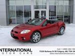 2008 Mitsubishi Eclipse GTP V6 SPYDER! VERY LOW KMS! in Calgary, Alberta