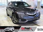 2016 Acura RDX Elite Package with Navigation, Sunroof, Leather an in Red Deer, Alberta