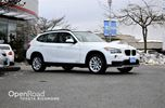 2015 BMW X1 Navi, Leather Interior, Heated Front Seats, Blu in Richmond, British Columbia