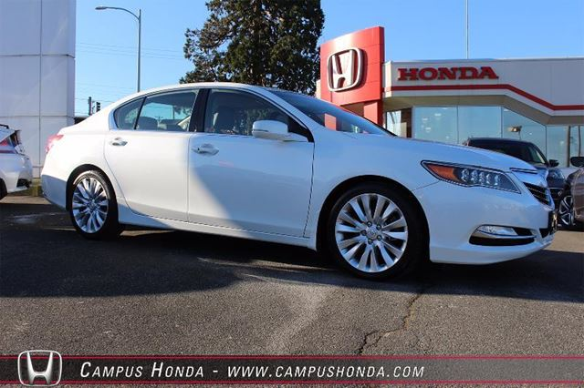 2015 Acura RLX Technology in Victoria, British Columbia