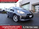 2014 Toyota Prius Technology LOCALLY DRIVEN & ACCIDENT FREE in Surrey, British Columbia