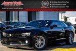 2013 Chevrolet Camaro 1LT Sunroof SatRadio R-Start OnStarCalling AC Cruise 18Alloys  in Thornhill, Ontario