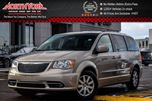 2016 Chrysler Town and Country Touring Power Doors Stow N'Go Sat Radio Keyless_Entry 17Alloys in Thornhill, Ontario