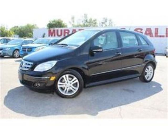 2007 mercedes benz b class b250 4matic black lease busters. Black Bedroom Furniture Sets. Home Design Ideas