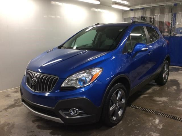 2014 Buick Encore Leather in Cold Lake, Alberta
