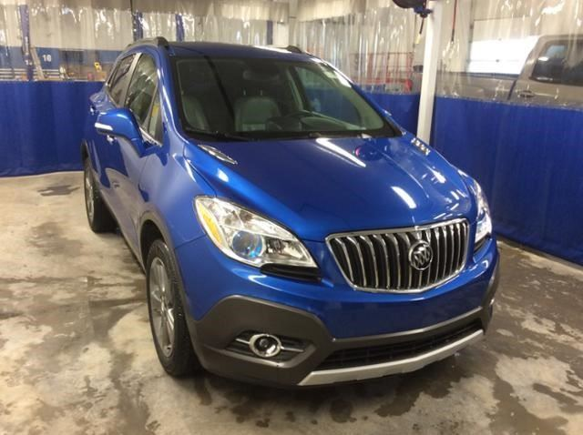 2014 buick encore leather cold lake alberta used car for sale 2678189. Black Bedroom Furniture Sets. Home Design Ideas