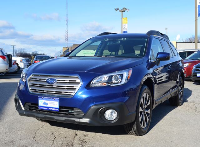 2015 subaru outback 3 6r w limited tech pkg st catharines ontario used car for sale 2678046. Black Bedroom Furniture Sets. Home Design Ideas
