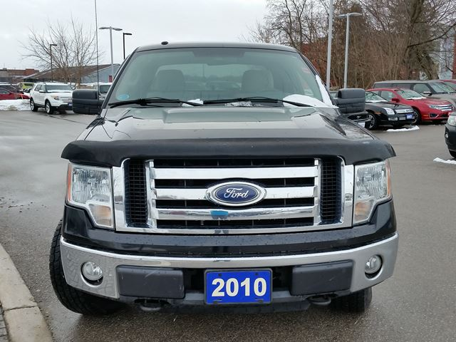 2010 ford f 150 xlt orillia ontario used car for sale 2678737. Black Bedroom Furniture Sets. Home Design Ideas