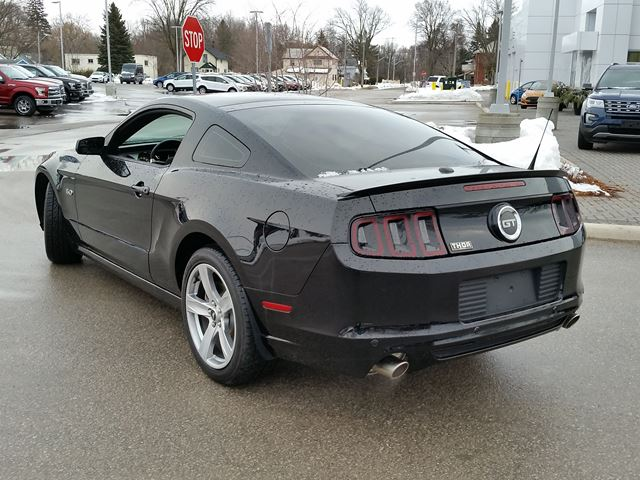 2013 ford mustang gt orillia ontario used car for sale 2678743. Black Bedroom Furniture Sets. Home Design Ideas