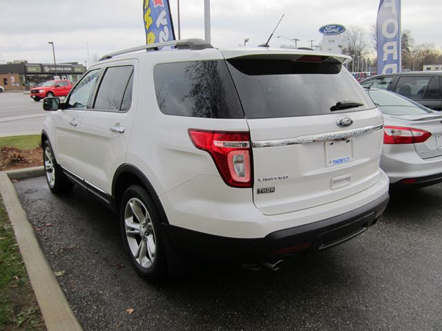 2012 ford explorer limited orillia ontario used car for sale 2678744. Black Bedroom Furniture Sets. Home Design Ideas
