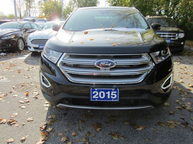 2015 ford edge titanium orillia ontario used car for sale 2678747. Black Bedroom Furniture Sets. Home Design Ideas