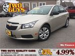 2013 Chevrolet Cruze LS KEYLESS ENTRY in St Catharines, Ontario