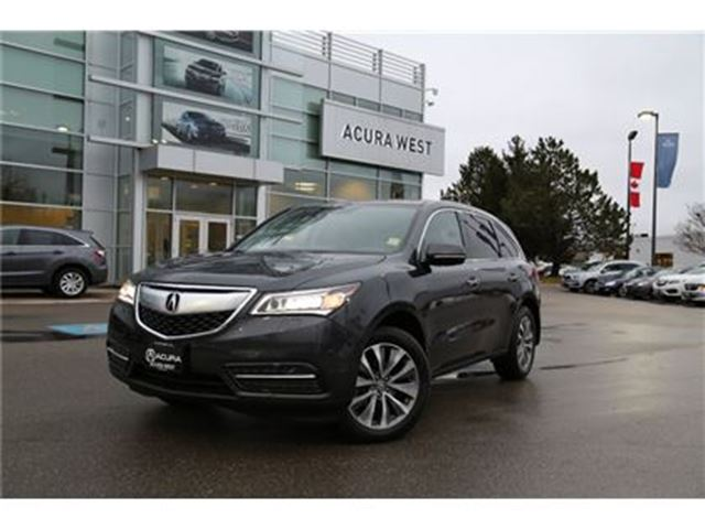 2014 ACURA MDX Technology Package New Tires in London, Ontario