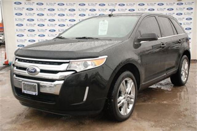 2013 Ford Edge Limited*AWD*Moonroof*Nav in Welland, Ontario