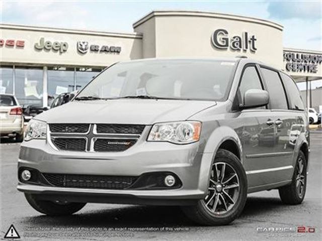 2017 dodge grand caravan sxt premium plus x company demo leather na cambridge ontario used. Black Bedroom Furniture Sets. Home Design Ideas