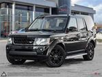 2015 Land Rover LR4 HSE (Black Design Package) in Mississauga, Ontario