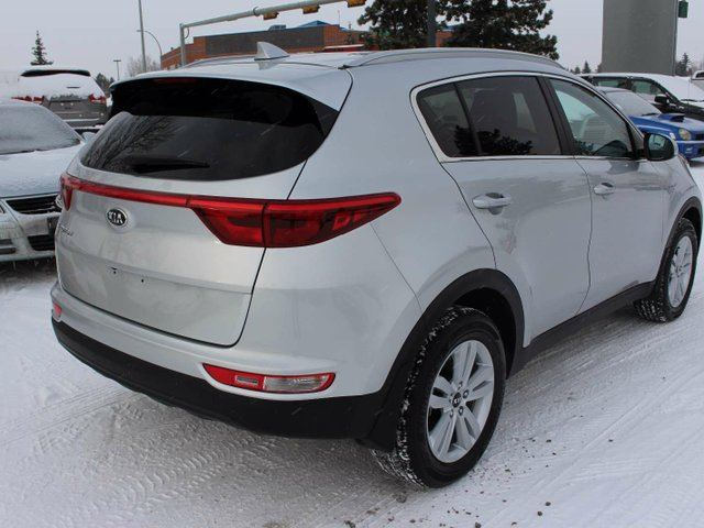 2017 kia sportage ex edmonton alberta used car for sale. Black Bedroom Furniture Sets. Home Design Ideas