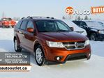 2012 Dodge Journey SXT & Crew in Edmonton, Alberta