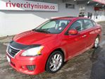 2013 Nissan Sentra SR in Kamloops, British Columbia
