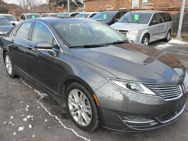 2015 lincoln mkz hybrid accident free gray 9 auto sales. Black Bedroom Furniture Sets. Home Design Ideas