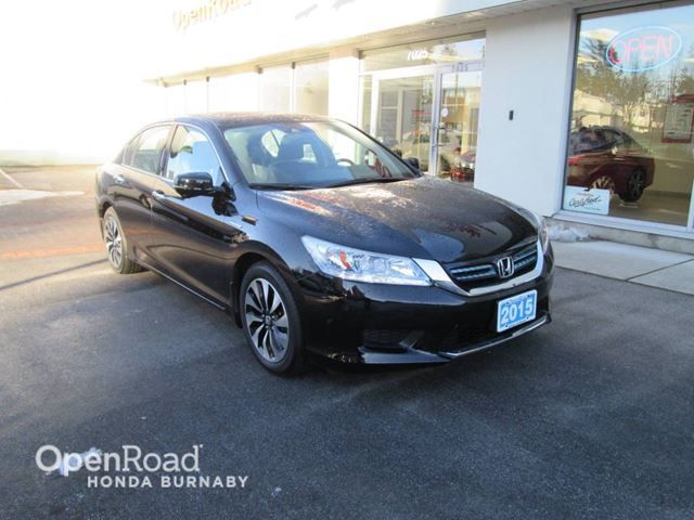 2015 honda accord hybrid touring burnaby british columbia used car for sale 2679005. Black Bedroom Furniture Sets. Home Design Ideas