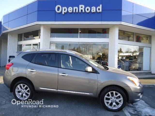 2012 nissan rogue sv richmond british columbia used car for sale 2678441. Black Bedroom Furniture Sets. Home Design Ideas