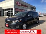 2016 Kia Sedona LX SAVE $10, 000 FROM NEW in Grimsby, Ontario