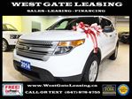 2014 Ford Explorer 4X4  0% INTEREST  ONE OWNER  in Vaughan, Ontario