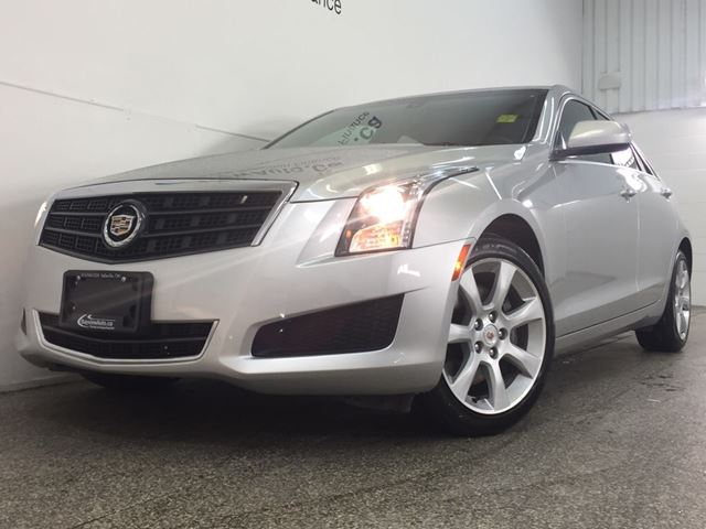used 2014 cadillac ats turbo leather bose sound belleville. Black Bedroom Furniture Sets. Home Design Ideas