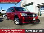 2015 Dodge Grand Caravan SE/SXT LOCALLY DRIVEN, ONE OWNER & ACCIDENT FREE in Surrey, British Columbia