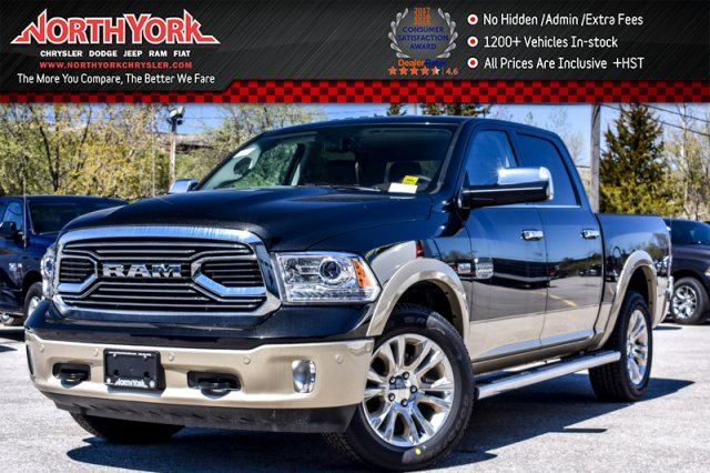 2017 dodge ram 1500 laramie longhorn 4x4 crew convi trailertow pkgs nav sunroof 20alloys. Black Bedroom Furniture Sets. Home Design Ideas