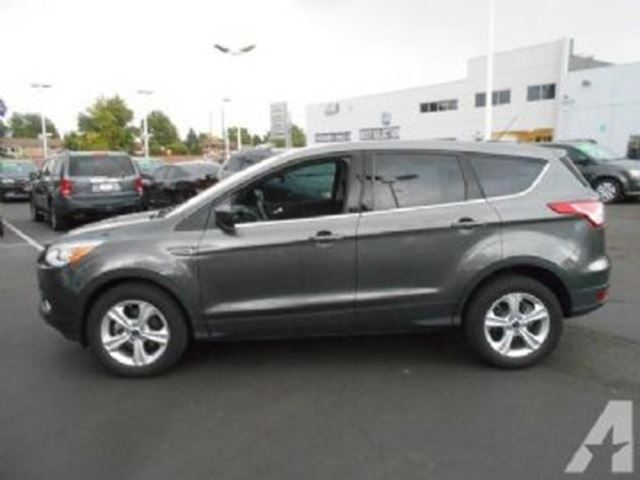 2015 ford escape 4dr se awd grey lease busters. Black Bedroom Furniture Sets. Home Design Ideas
