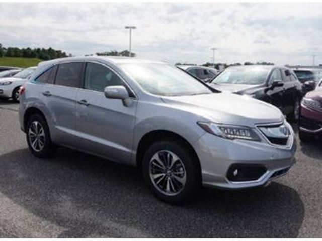 2017 acura rdx technology mississauga ontario used car for sale 2678972. Black Bedroom Furniture Sets. Home Design Ideas