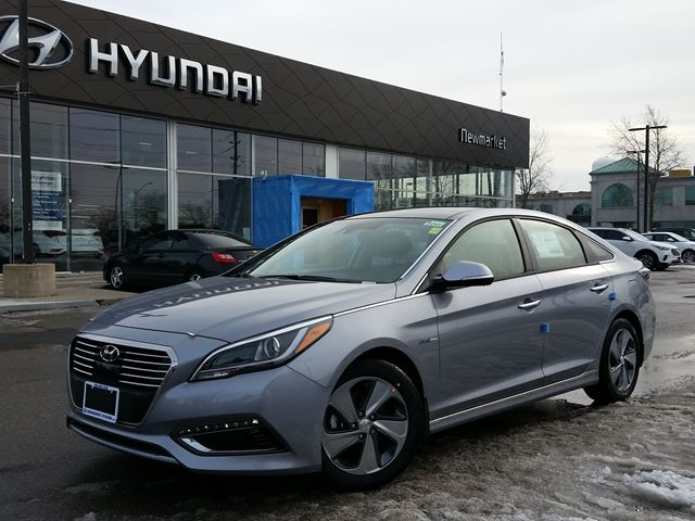 2017 Hyundai Sonata Hybrid Limited w/Colour Pack in Newmarket, Ontario