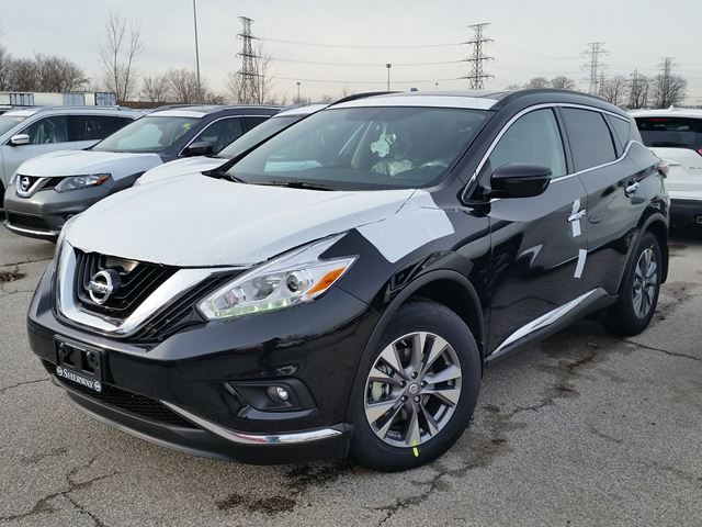 2017 nissan murano sv toronto ontario car for sale 2678613. Black Bedroom Furniture Sets. Home Design Ideas